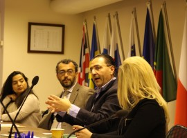SUDEP South Lebanese municipalities review the programme at the EU Delegation